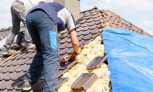 Dacheindeckung - Knauer Bedachungen Überlingen
