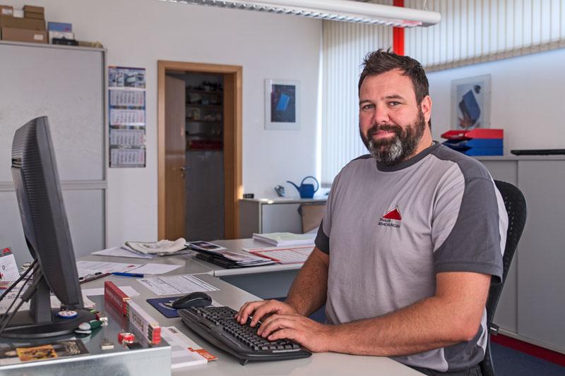 Patrick Rominger - Knauer Bedachungen Überlingen
